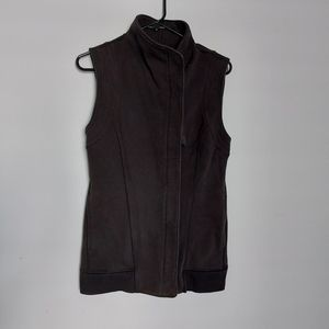 Lululemon Black Versa Vest Size 6